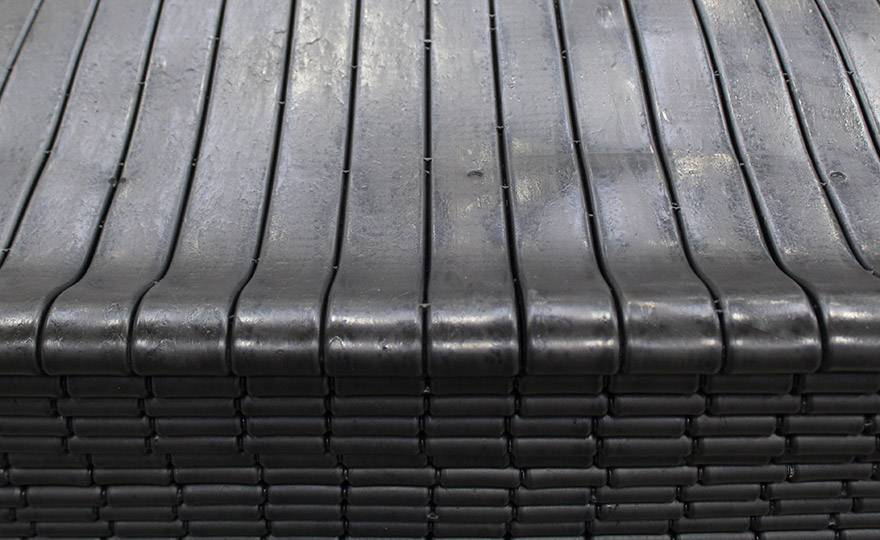 Example of Rubber Compounding Roller Covers