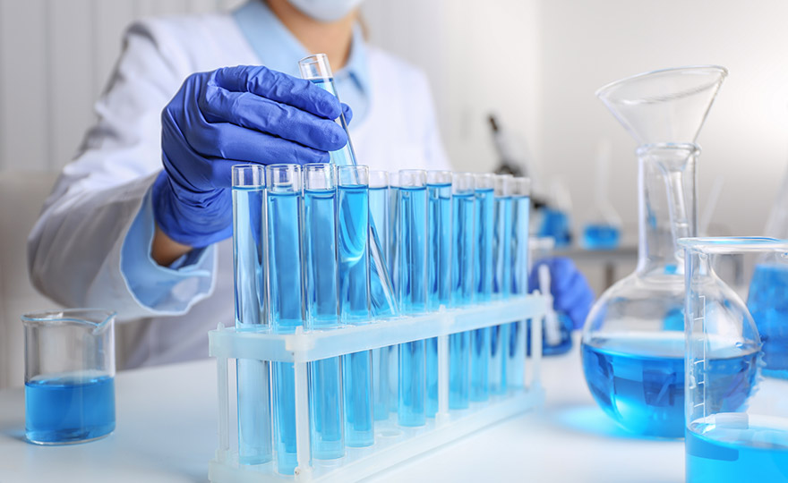 Chemical equipment performance additives