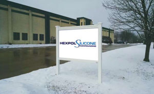HEXPOL Silicon Compounding Mogadore