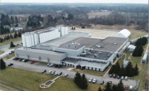 RheTech Engineered Plastics plant