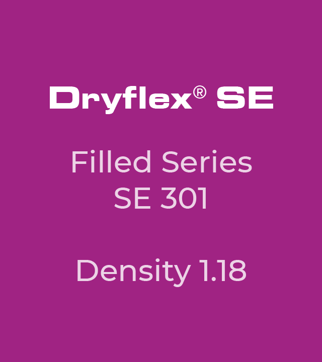 Dryflex SE TPEs │Filled Series