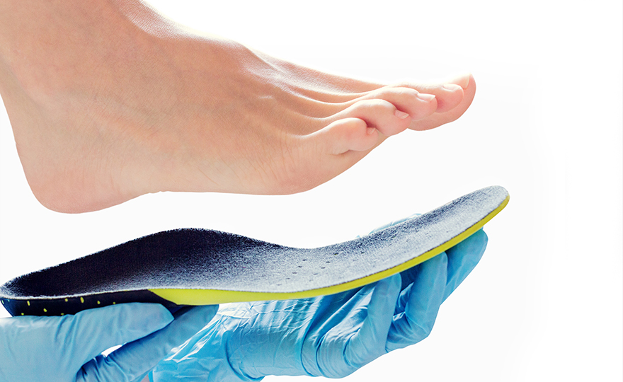 Materials for Shoes and Insoles