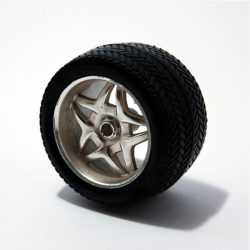 Recyclable Materials for Toy Wheels + Tyres