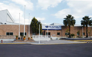 HEXPOL Compounding Queretaro