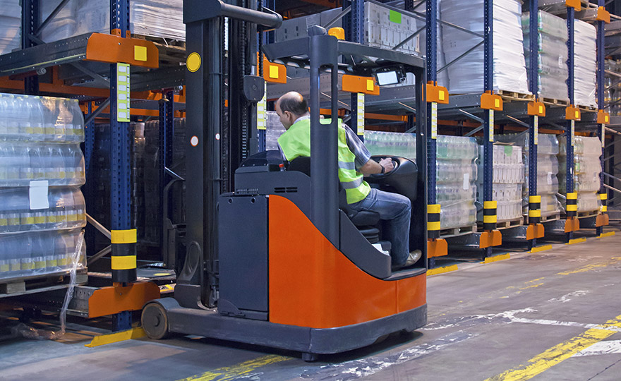 Forklift applications