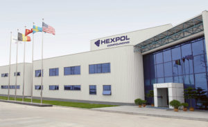 HEXPOL Compounding Qingdao